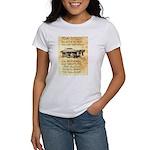 Judge Roy Bean Women's T-Shirt
