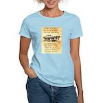 Judge Roy Bean Women's Light T-Shirt