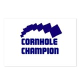 Cornhole Champion Postcards (Package of 8)