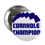 "Cornhole Champion 2.25"" Button"