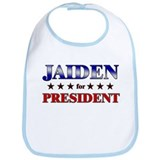JAIDEN for president Bib