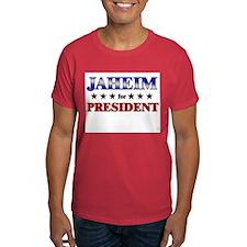 JAHEIM for president T-Shirt
