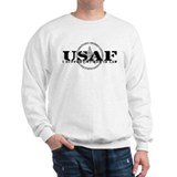I Support Son-in-Law - Air Force Sweatshirt