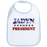 JADYN for president Bib
