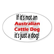 If Not An ACD... Oval Decal