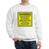 Hazardous Military Mom Sweater