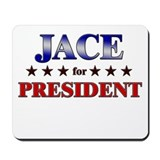 JACE for president Mousepad