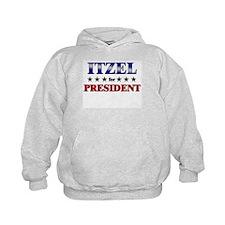 ITZEL for president Hoody