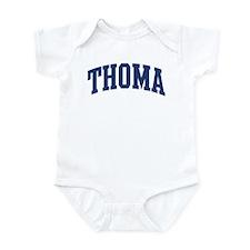 THOMA design (blue) Infant Bodysuit