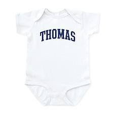 THOMAS design (blue) Infant Bodysuit