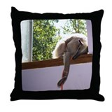 Stewie naptime - Throw Pillow