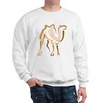 Stylized Camel Sweatshirt