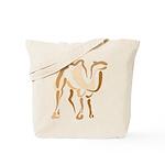 Stylized Camel Tote Bag