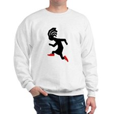 Kokopelli Runner Sweatshirt