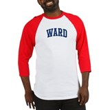 WARD design (blue) Baseball Jersey