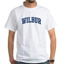 WILBUR design (blue) Shirt