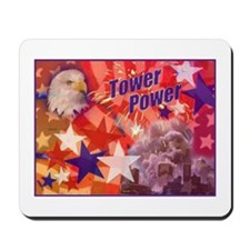Cute Tower of power Mousepad