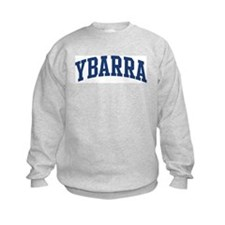 YBARRA design (blue) Sweatshirt