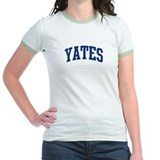 YATES design (blue) T