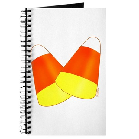 Two Candy Corn Journal