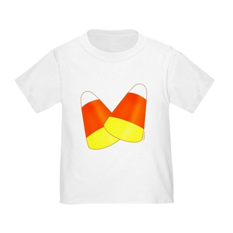 Two Candy Corn Toddler T-Shirt