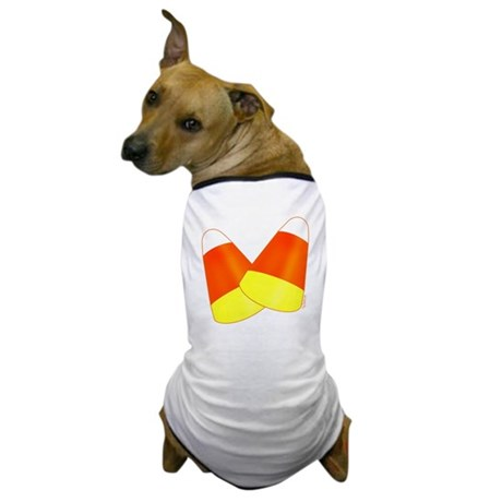 Two Candy Corn Dog T-Shirt