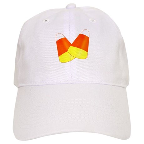 Two Candy Corn Cap