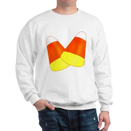 Two Candy Corn Sweatshirt