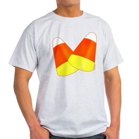 Two Candy Corn Light T-Shirt