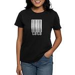 Lolo Barcode Women's Dark T-Shirt