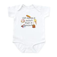 What Happens at PawPaw's... Infant Bodysuit