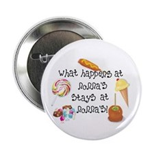 "What Happens at Nonna's... 2.25"" Button"