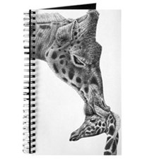 Giraffe and Calf Journal