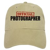 Official Photographer Cap
