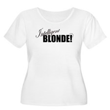 Funny Blonde girl T-Shirt
