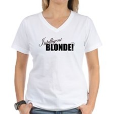 Unique Blonde humor Shirt