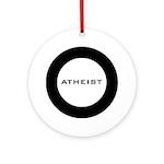 Atheist Ornament (Round)