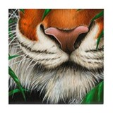 Tiger Nose Tile Coaster