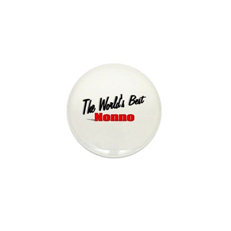 """The World's Best Nonno"" Mini Button"