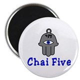 Chai five Magnet