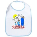 Evolution of Superstition Bib