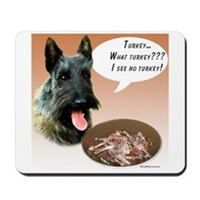 Scotty Turkey Mousepad