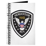 Henderson Police Journal