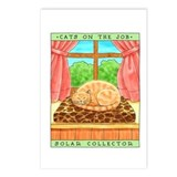 Cute Alternative energy Postcards (Package of 8)