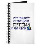 Best Dietician In The World (Mommy) Journal