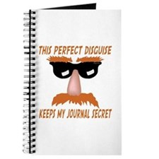 Perfect Disguise Journal