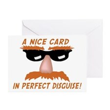 Perfect Disguise Greeting Cards (Pk of 10)