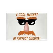Perfect Disguise Rectangle Magnet