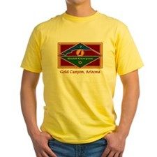 Gold Canyon AZ Flag T