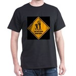 You Are Being Monitored Dark T-Shirt